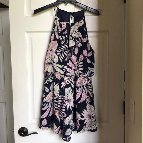 Lush Dresses & Skirts - Flower Romper - Van Maur - only worn twice